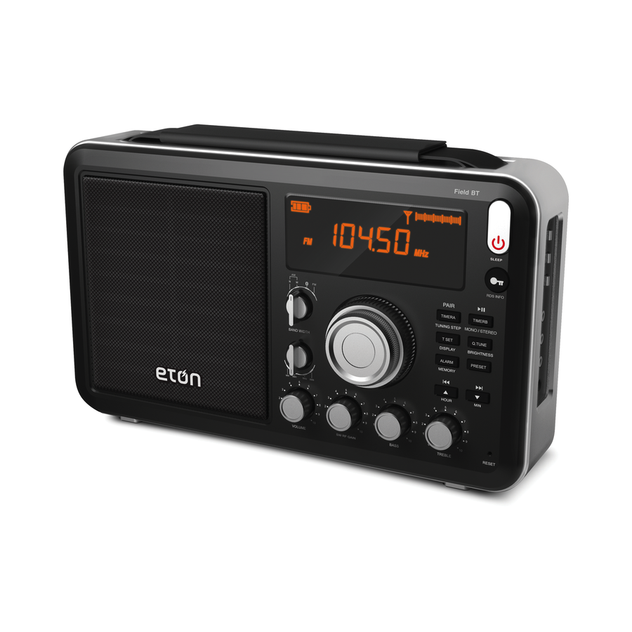 Field BT Bluetooth® Radio