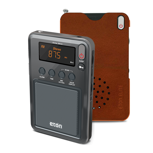 Elite Mini AM/FM/Shortwave Radio Productions