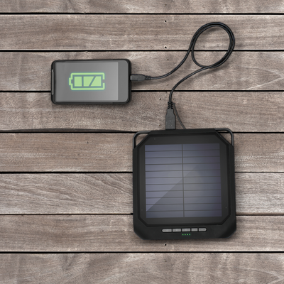 Θ Rugged rukus All-Terrain Solar Powered Speaker