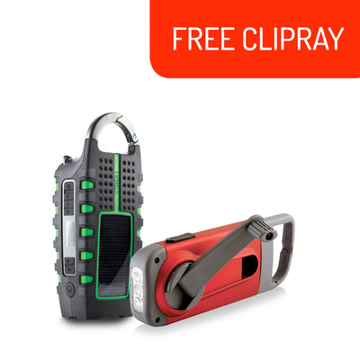 Scorpion II Stocking Stuffer Bundle with Free Clipray