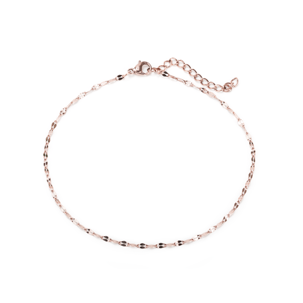 anklet-diamond-cut-rosegold-chaîne-cheville-coupe-diamant-or-rose-T117C395DORO-MIA