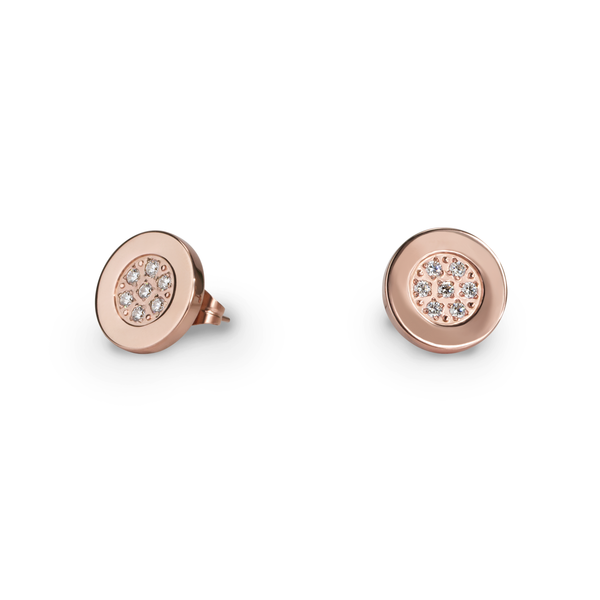 rosegold-round-stud-earrings-stones-stainless-boucles-oreilles-rondes-pierres-acier-inox-or-roseT117E002DORO-MIA