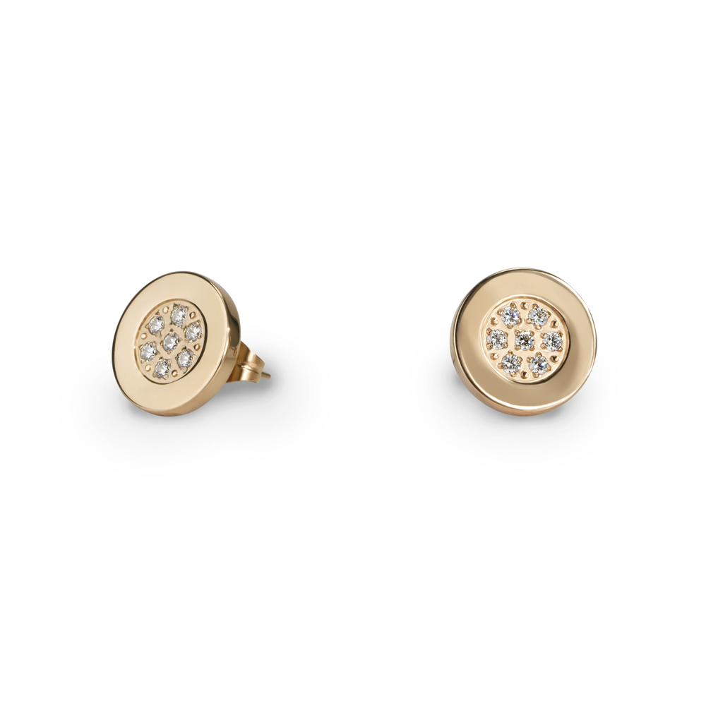 gold-round-stud-earrings-stones-stainless-boucles-oreilles-rondes-pierres-acier-inox-or-T117E002DO-MIA