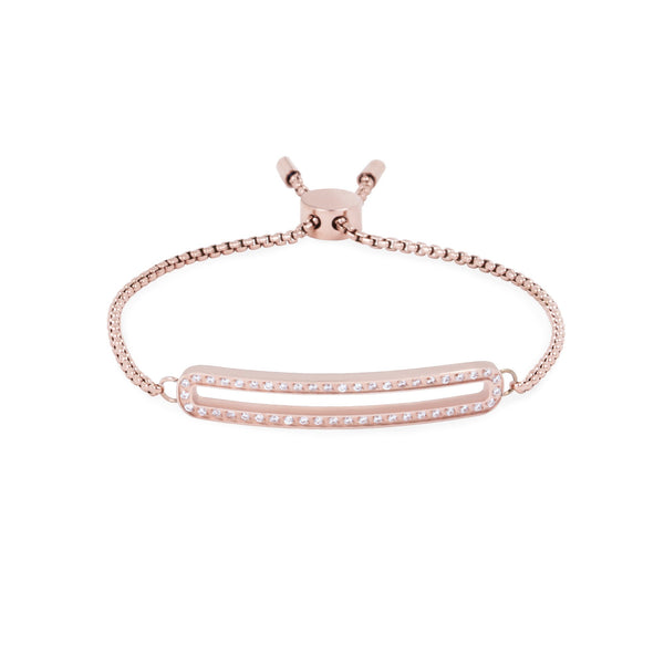 stainless steel bracelet for women hypoallergenic T418B007DORO