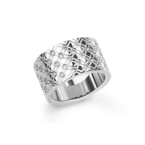 stainless-ring-multi-stones-cz-bague-acier-inox-pierres-T416R003ARMIA