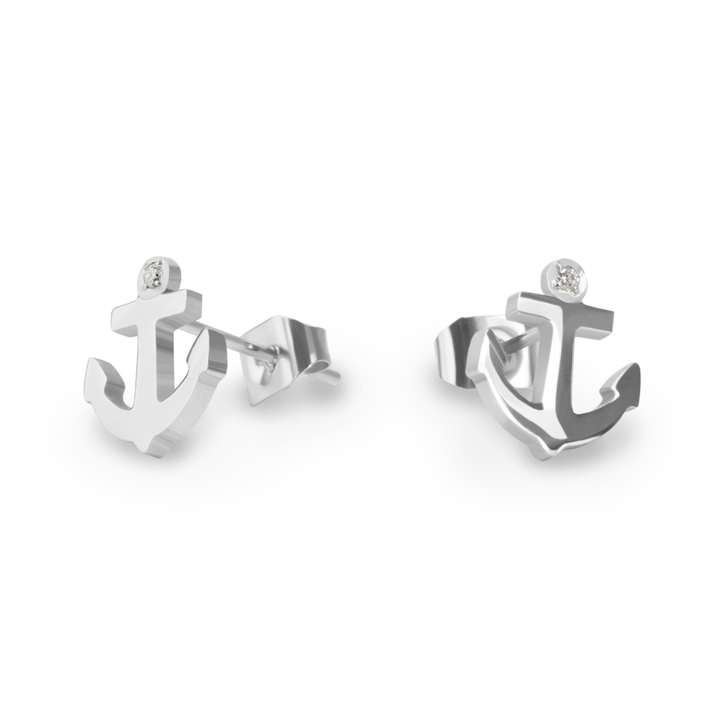 stainless-anchor-stud-earrings-hypoallergenic-boucles-oreilles-ancre-acier-inox-hypoallergéniques-T114005-MIA
