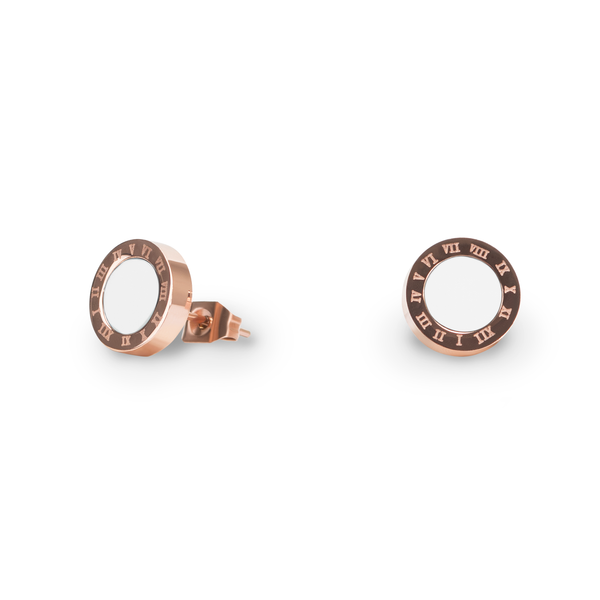 rose-gold-white-round-stud-earrings-boucles-oreilles-rond-blanc-or-rose-acier-inox-T316E001WHRO-MIA