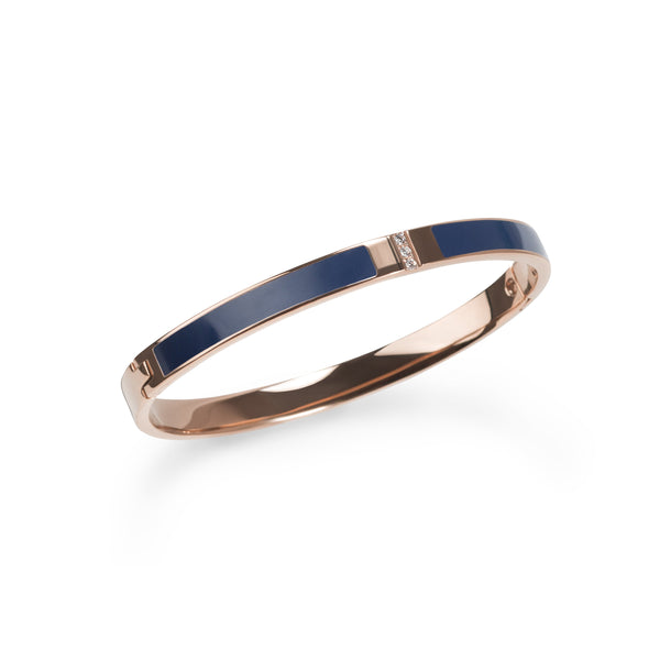 navy-rosegold-bangle-stainless-T216B001BM-MIA