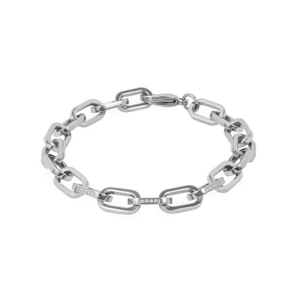 links bracelet stainless steel women bracelet acier inoxydable MIA T219B003