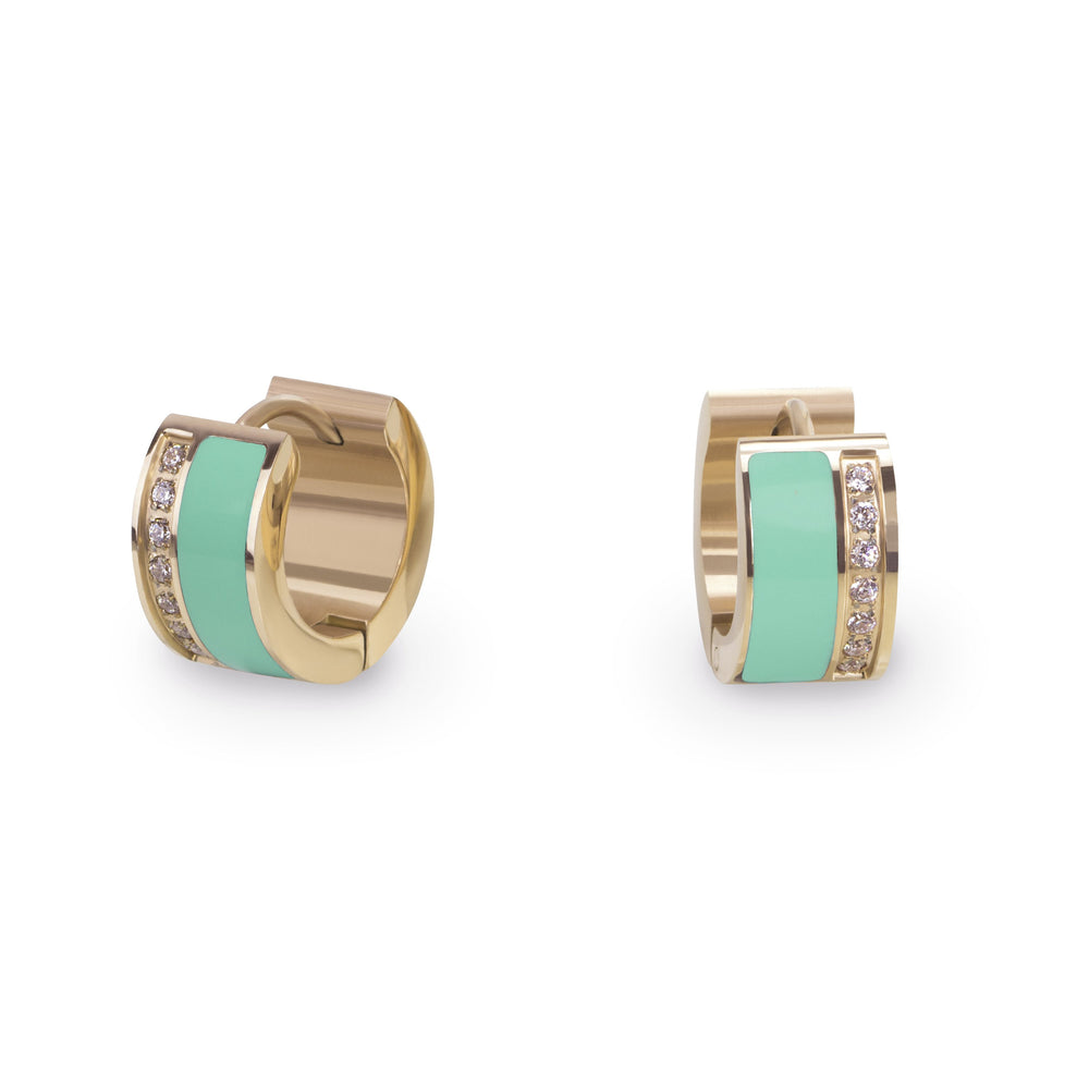 turquoise-gold-huggie-earrings-stainless-hypoallergenic-T216E001BT-MIA