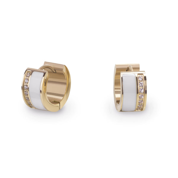 gold-white-stainless-huggie-earrings-hypoallergenic-boucles-oreilles-blanc-or-acier-inox-hypoallergénique-T216E001-MIA