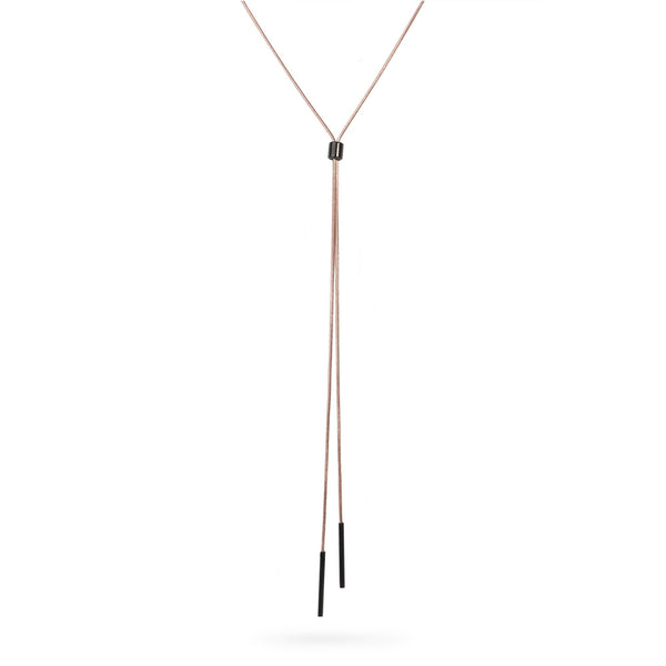 long-necklace-rose-gold-black-adjustable-stainless-steel-T417P001DORO-MIA