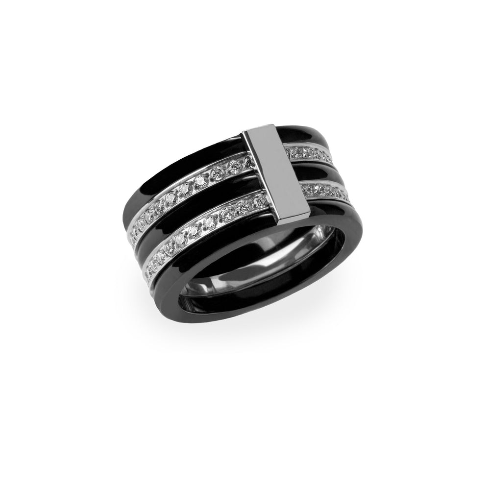 stainless-steel-ring-black-bar-cz-set-stones-mia-T415R007ARNO