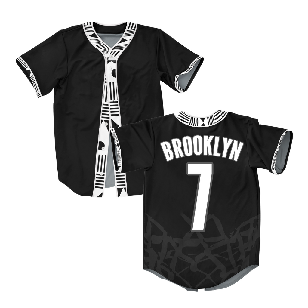 Kevin Durant Brooklyn Jersey Shirt #7