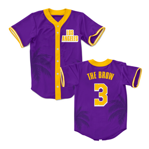 "Anthony Davis ""The Brow"" Jersey"