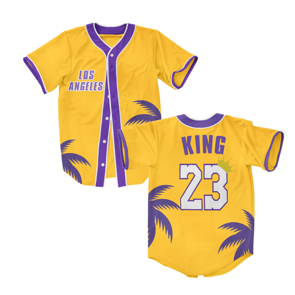 King Of Los Angeles Sports Jersey