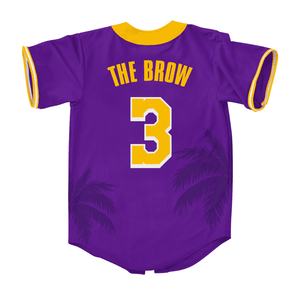 "Anthony Davis ""The Brow"" Jersey-PHYLE"