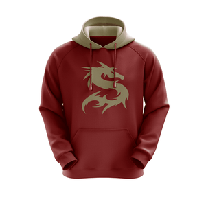 Dragon Hoodie Sweater-PHYLE