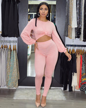 Khaled So Cute Blush Pant  Set