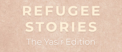 REFUGEE STORIES: The Yasir Edition