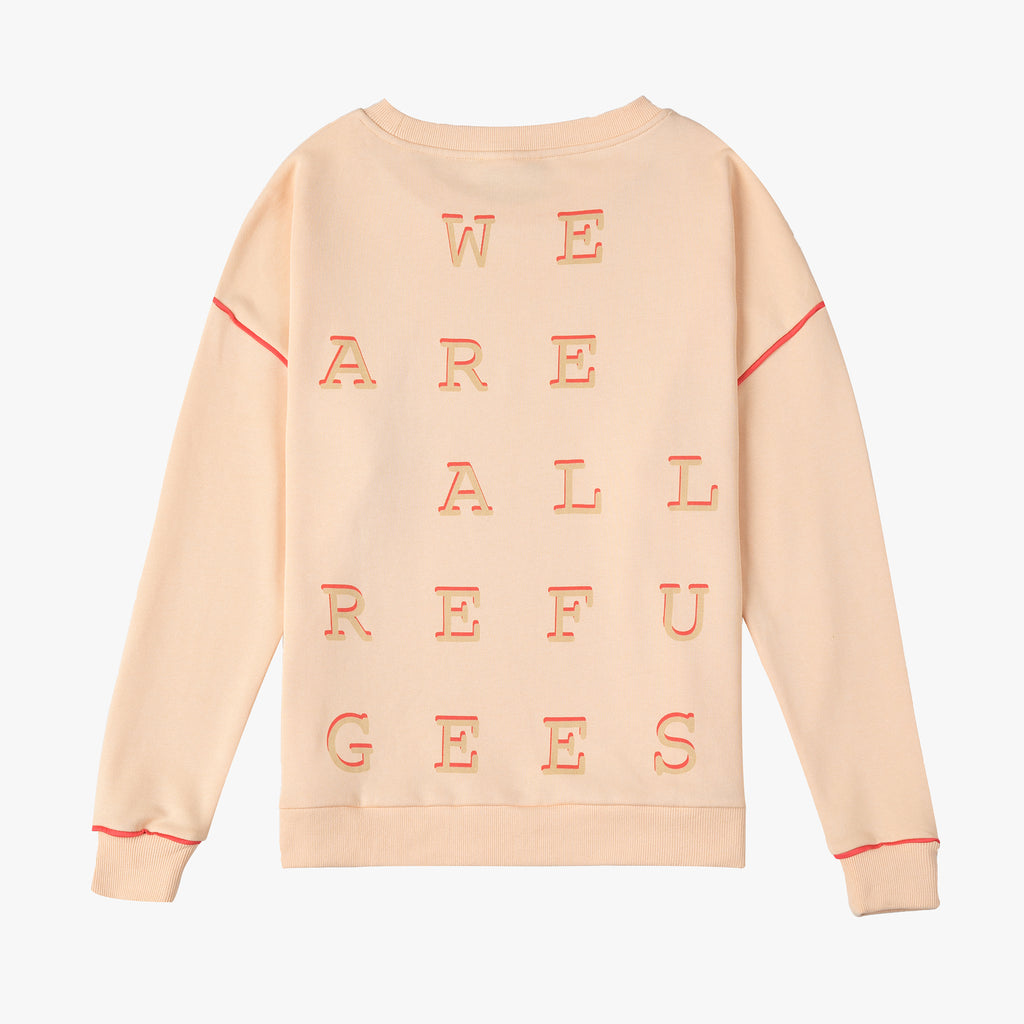 Crew Love Crewneck [Peach]