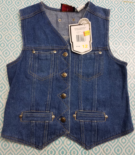 SIZE 12 FADED GLORY VEST