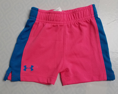 3-6M UNDER ARMOUR SHORTS