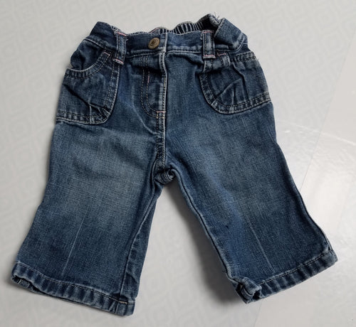 3-6M OLD NAVY JEANS