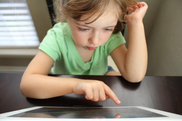 Limiting Screen Time for children