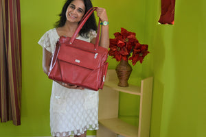 Launch of Pretty Pokets Diaper Bag