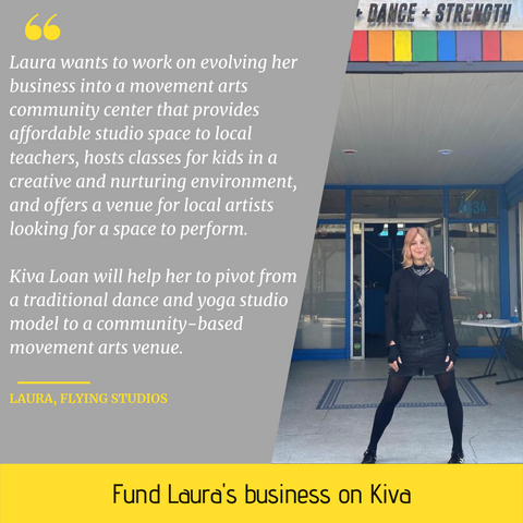 Pretty Pokets Empowering Women owned Businesses on Kiva