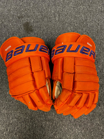 "Youngstown Bauer Gloves - 15"" - Used 