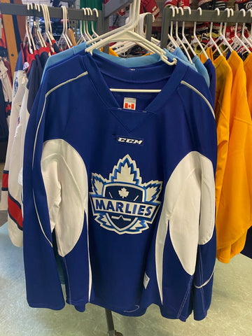 Toronto Marlies CCM Practice Jersey - Size 58 - Blue