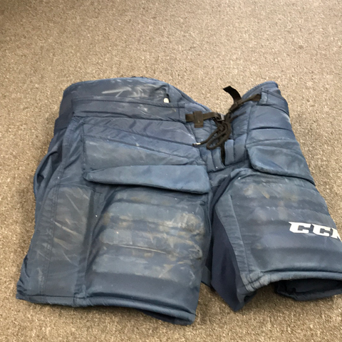 Used CCM Goalie Pants HPG 12A - X-Large - GP1x