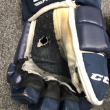 "CCM HG42 blue gloves - 14"" - G40"