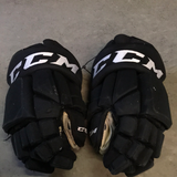 "CCM HGTKPP Black Gloves - 14"" - G24"