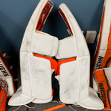 Used Bowling Green Vaughn Ventus SLR2 Goalie Pad Set - 36+2 - Rich