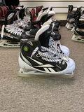 Reebok 11K Goalie Skates - Size 8 - Like New