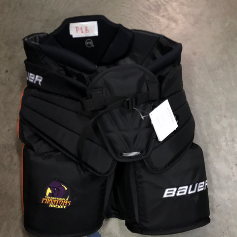 Bauer Youngstown Phantom goalie pants - L - P1B