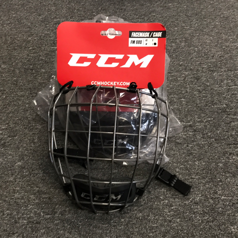 New CCM FM 680 Cage - Large