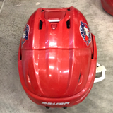 Bauer Reakt 95 Jamestown Rebels Red Helmet - Medium - H5D