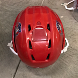 Bauer Reakt 95 Jamestown Rebels Red Helmet - Small - H5G