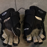 "CCM HGP14 Black Gloves - 14"" - G20"