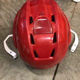 Bauer Reakt 95 Jamestown Rebels Red Helmet - Small - H5A