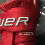 New OSU Bauer 1X Lite Pro Hockey Gloves - 15""
