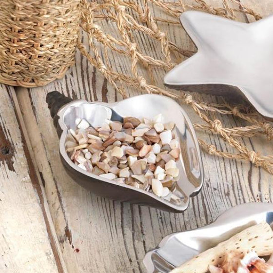 Sea Conch Decorative Dish