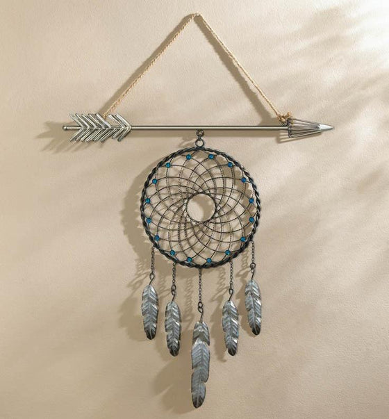 Arrow Dreamcatcher Wall Decor