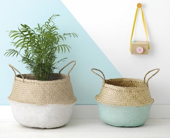 Sea Grass Storage Basket
