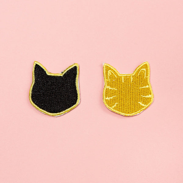 Kitty Patch Set