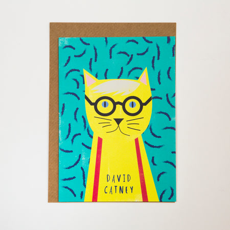 Big Cats Card